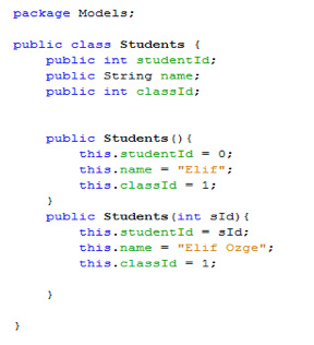 student-variables